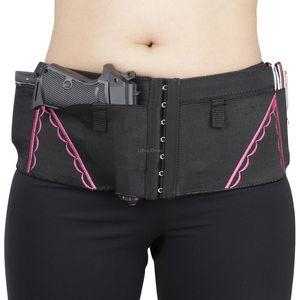 Tactical Coldre Tiro Caça Acessórios Ocultar cintura Holster Pistola Paintball Cs Combate Gun coldres