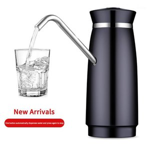 Portable Water Bottle Pump USB Charging Automatic Drinking Water Pump Electric Dispenser Bottle Switch1