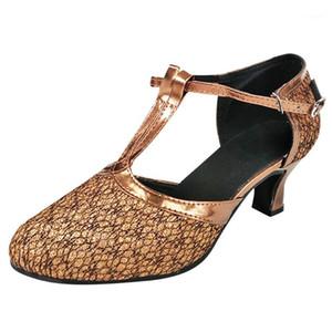 Sagace High Talons Sandals Femmes Ballroom Tango Latin Salsa Sales Chaussures Saisisselles Chaussures Femmes Pumps Social Dance 20201
