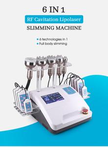 2021 Aspirum Cavitating RF Bio Bio Ultrasonic 40K LIPO Cavitación láser 6 ES 1 Máquina de pérdida de grasa de peso