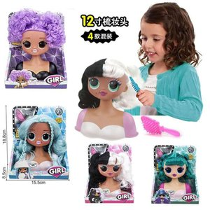 Cross-border hot sale second-generation omg swag winter clothes big doll sister doll blind box 11 inch doll toy