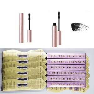 STOCK Hot Sale Faced Better Than Sex mascara Pink tube Mascara Waterproof,Lasting,Thick TF mascara Rose Gold Bottle