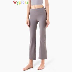 Wyplosz Йога Брюки с высокой талией Высокая поддержка спортивные тренировки леггинсы тренажерный зал одежда спортивная одежда женщина колготки фитнес беговые штаны