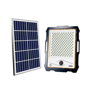 400 Вт Солнечный прожектор Беспроводной Wi-Fi Камера Открытый Водонепроницаемый Solarspotlight Light 2MP Камера с Tuya Smart App