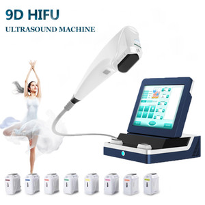 2021 New Arrival 3d hifu machine HIFU Wrinkle Removal Face skin care HIFU focused ultrasound Two years warranty
