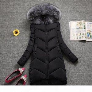 Promotion price!Big Fur 2020 New Fashion Winter Jacket Women Down Parkas Women Plus size 7XL Winter Coat Female Warm Outerwear T200814