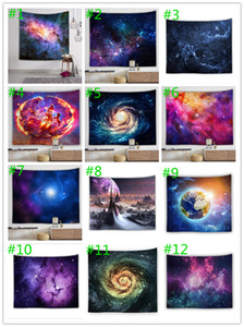 150*130cm Amazing Night Starry Sky Star Tapestry 3D Printed Wall Hanging Picture Bohemian Beach Towel Table Cloth Blankets sea way EEA4
