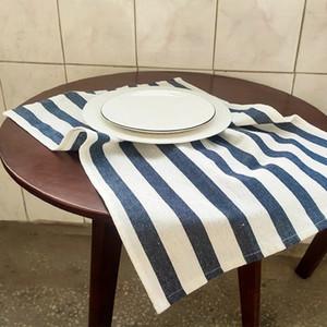 냅킨 천으로 일본 원사 염색 신선한 순수 면화 매트 테이블 매트 천 냅킨 패션 간단한 호텔 펜던트 사진 배경 천으로 3 N2