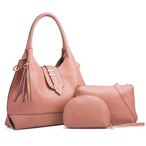 Le nuove donne borse suocera borse femminili a tre pezzi in tre pezzi