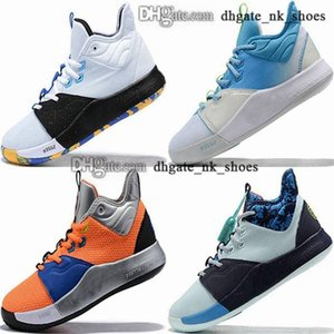 III EUR Eğitmenler 13 Erkekler Basketbol Enfant 38 George Paul PG 3 Kadın 46 12 PG3 Boyutu ABD Ayakkabı 47 Erkek Sneakers Büyük Çocuk Boys 2020 Yeni Varış