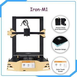 Принтеры SIMAX3D 3D Принтер Железо-м1 Промышленные сорта Высокоцировый FDM Большой Размер Сенсорный экран Резюме Печать Impresora VS Ender 3 Pro1