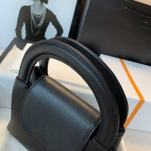 2020 New style Middle ancient bag vintage Granular spherical cowhide retro Elegant style