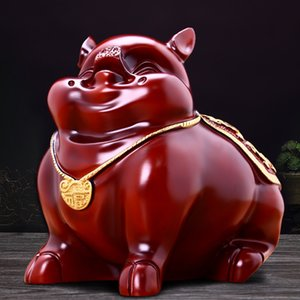 Pig Piggy Bank Ornaments Business Gifts TV And Wine Cabinet Artwork Home Decorations