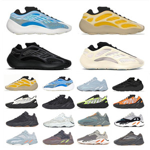 Scarpe da donna Scarpe Uomo vanta 700 V3 Azael scarpe da corsa Azareth Blu Avena 380 Zebra Beluga Srphym formatori sneakers V3-54850 esecuzione