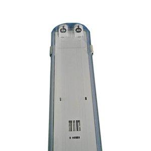 LED 고정 장치 T8 4FT 1.2M 트라이 방지 LED 튜브기구 T8 LED 튜브 지원 브래킷 방수 방진 방폭 방지