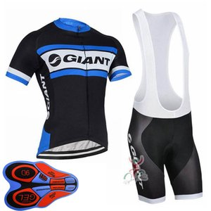 2021 Giant Ciclismo Jersey Camisa Bicicleta Bib Shorts Kits Maillot Ciclismo Homens de Manga Curta Verão Quick Seco MTB Bike Wear S21012829