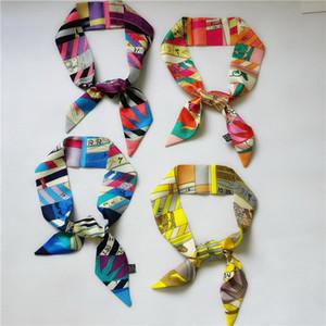 2021 La nuova sciarpa di seta unisex inverno unisex Classic Check Sciarfs Donne Uomo Pashmina Designer Scialli Designer Sciarpe