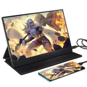 12.5 inch 4K Meeting Room Conference Room small lcd monitors portable panel
