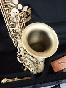 Новый Yanagisawa Бренд Alto A-992 Саксофон Игра в музыкальный инструмент EB TUNLE BATURE с мундштуком