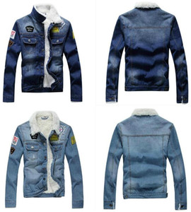 Mens Designer Denim Jackets Men Womens High Quality Winter Casual cowboy Coats Branded Fashion Jeans tops Luxe Mans Jacket warmth Outwear