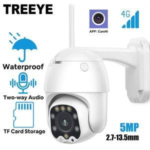 Камеры Autoeyeye 4G PTZ Камера беспроводной IP 5MP 2.7-13.5mm Моторизованный варифокальный HD Security Security CCTV WiFi водонепроницаемый Cami1