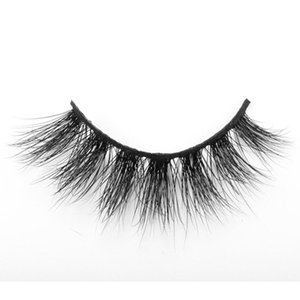 3 Pairs of 5D Mink Lashes 100% Cruelty free Lashes Handmade Reusable Eyelashes
