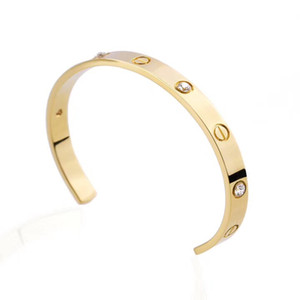 2021 Nouvelle qualité Classic Fashion Bracelet Bracelet Bracelet Gem Gem Flash Bracelet Lovers Party Boîte à bijoux