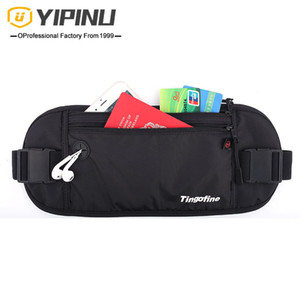 Cwmsports Men Male Waist Bag Waterproof Outdoor pack Purse Casual Large Phone Belt Bag Pouch Canvas Travel Phone Fanny Banana Waistpacks