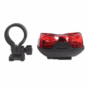Bicycle Lights Battery Rechargeable LED Bike Rear Light Bicycle Lamp Set Bike Tail Light With Clip Mount for #2M17