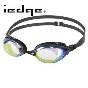 Barracuda Iedde Myopia плавание очки запатентованные подушки / прокладка линзы с зеркальным покрытием # 93590 Eyewear Q0112