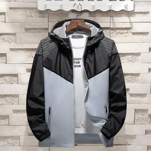 mens women jackets good 100% cotton long sleeve zipper casual slim Asian size regular natural color uiuoiujdnd jhudf duh1d01d