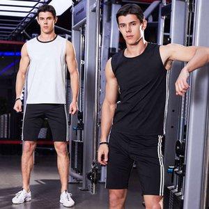 Fitness Sweat Burst Running Training Sports Sports Switches Elastic Vest Sweatsuit