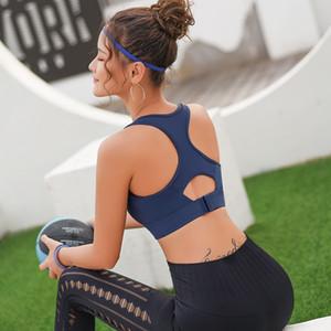 Diqueqi Sports Bras pour Fitness Impact Impact Push Up Mah Yoga Gym Plus Taille de haute qualité