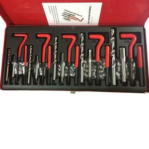 131 Piece Helicoil Type Thread Rethread Repair Kit Metric M5 M6 M8 M10 M12
