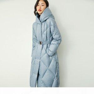 2020 long womens down jackets down parkas lapel neck women winter coats winter jackets high quality winter womens outweaer coats