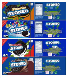 New Cookie Packaging Bags Packaging Printed Bags 4 types Cookie Food Packaging Bag mylar Edibles plastic runtz baggies medicated edibles2021