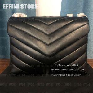 Luxurys Designers Bags Loolou Женские стеганые сумка на плечо мода цепь натуральной кожи скрещенные сумки сумки кошельков черная сумка сумка