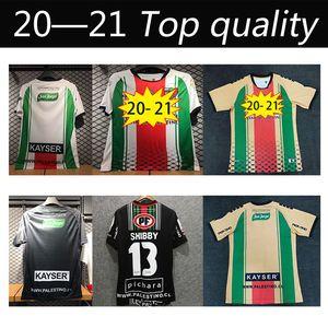 2020 Yeni Filistin Futbol Forması 20 21 Tayland Kalite Survetement Filistin Filistinliler Filistino Rosende Futbol Gömlek