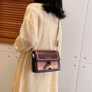 2020 new Mini Scrub Leather Women Designer Shoulder Bag Crossbody Bag Luxury Handbags Purses Wide Shoulder Strap Fashion Travel Ladies Bags