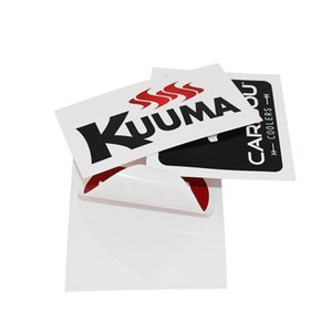 Customized PVC outdoor Adhesive Package Labels Stickers Advertising Promotion Printed Vinyl Labels Color Printing Labels
