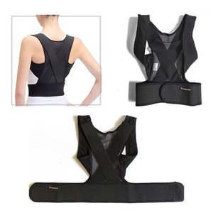 Back Support Humpback Posture Corrector Corset Spine Fixer Upright Trainer&Upper Straightener Band Brace1