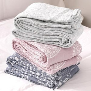30Cotton Summer Quilt Air Conditioner Cool Thin Comforter Comfortable Home Textile Bedding Duvets Blanket Bed Cover Bedspread