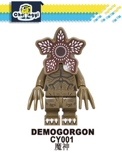 Block toys Stranger Things Series Building Block Man Movie Blocks demogorgon Building Block Man 2020 hot sell Educational Toys