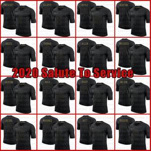 Siyah 2020 Selam Service Patrick Mahomes 12 Tom Brady Josh Jacobs Allen Jersey Cam Newton Russell Wilson Stefon Diggs tre'davious beyaz