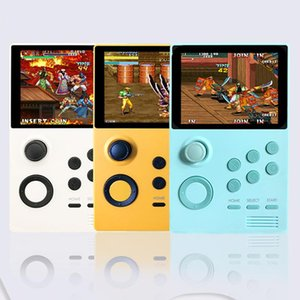 A19 Pandora's Box Android supretro handheld game console IPS screen can store 3000+games 30 3D games WiFi download