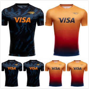 The Jaguares 2020 Adultes Super Rugby Jerseys Shirt Maillot Camiseta Maglia Tops S-5XL Kit Maglia Tops