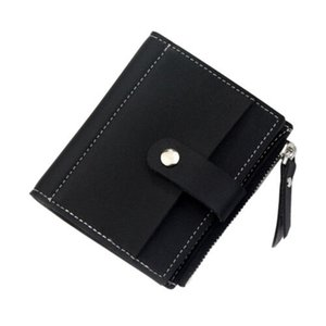 Women Small Leather Short Wallet Tassel Coin Purse Card Holder Clutch Wallets