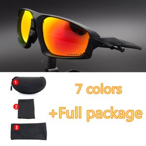 Luxury-High Quality TR90 Cycling Fashion Sunglasses Outdoor Windproof Glasses Fishing Bicycle Sports Eyeglasses Full Package
