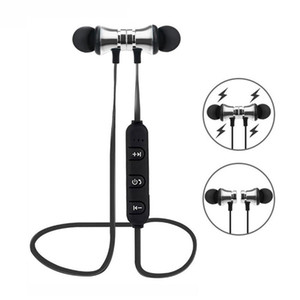 Магнитные беспроводные Bluetooth-наушники XT11 Музыкальный гарнитура для наушников Heewband Sport Earbuds Наушники с микрофоном для iPhone Samsung Xiaomi