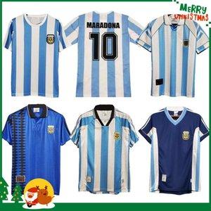 1978 1986 1986 1998 الأرجنتين مارادونا الصفحة الرئيسية لكرة القدم جيرسي الرجعية النسخة 86 78 مارجونونا كانجى كرة القدم القمصان